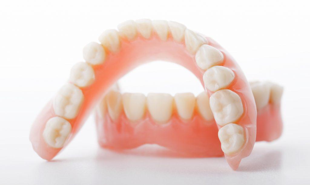 Dentaduras removibles